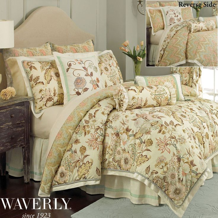 Best 25+ Waverly Bedding Ideas On Pinterest