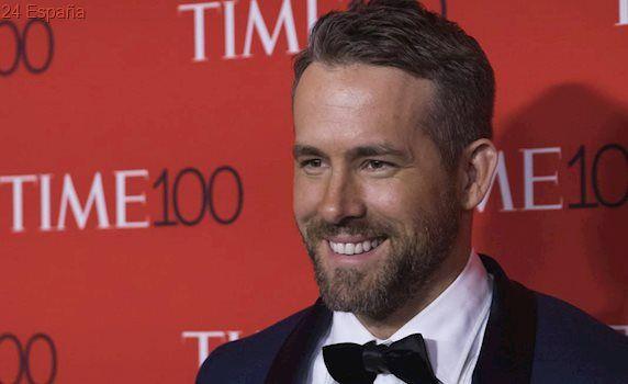 Ryan Reynolds hace realidad el sueño de un niño con cáncer terminal