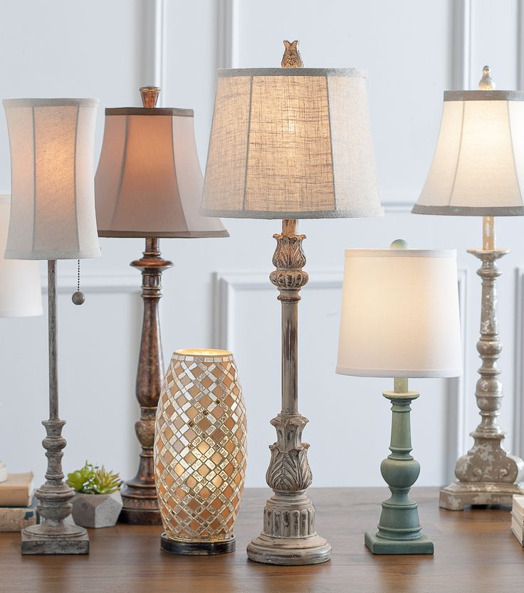 Light up your home for the new year with up to 25% off select Table Lamps, 20% off ALL Buffet Lamps, 25% off select Mosaic Uplights, and $20 off Boxed Lamp pairs through 12/31!