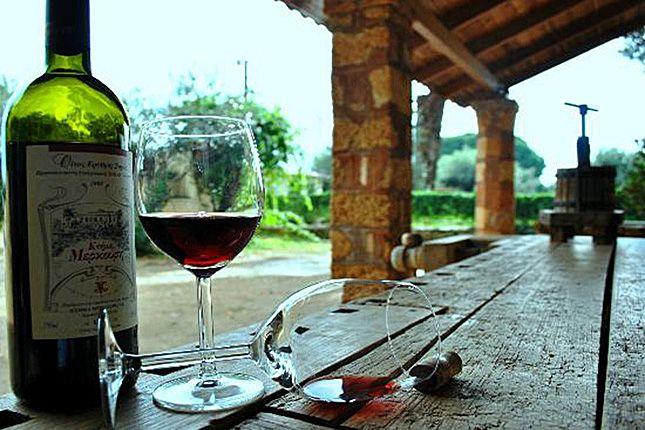 The Mercury Winery Experience