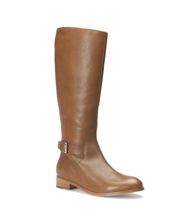 Leather Equestrian Boot
