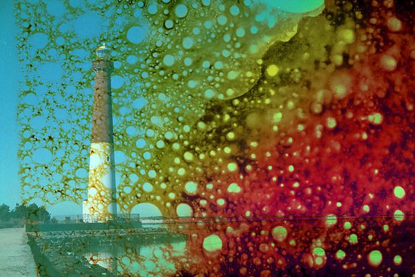"In an effort to raise awareness of the effect that toxic chemicals can have on our environment, Brandon Seidler fuses the actual chemicals with his photographs taken in that area to juxtapose both toxin & landscape in disturbingly vibrant photographs created from his film manipulations. Seidler recently started a Kickstarter campaign to publish a photobook of this work titled ""Impure"" where states ""If these are the effects the chemicals have on film what are the effects it will have on…"