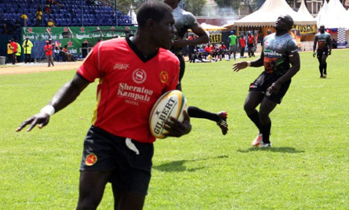 Uganda 7 vs Scotland 7 Rugby Scores Live - World - Sevens World Series - South Africa