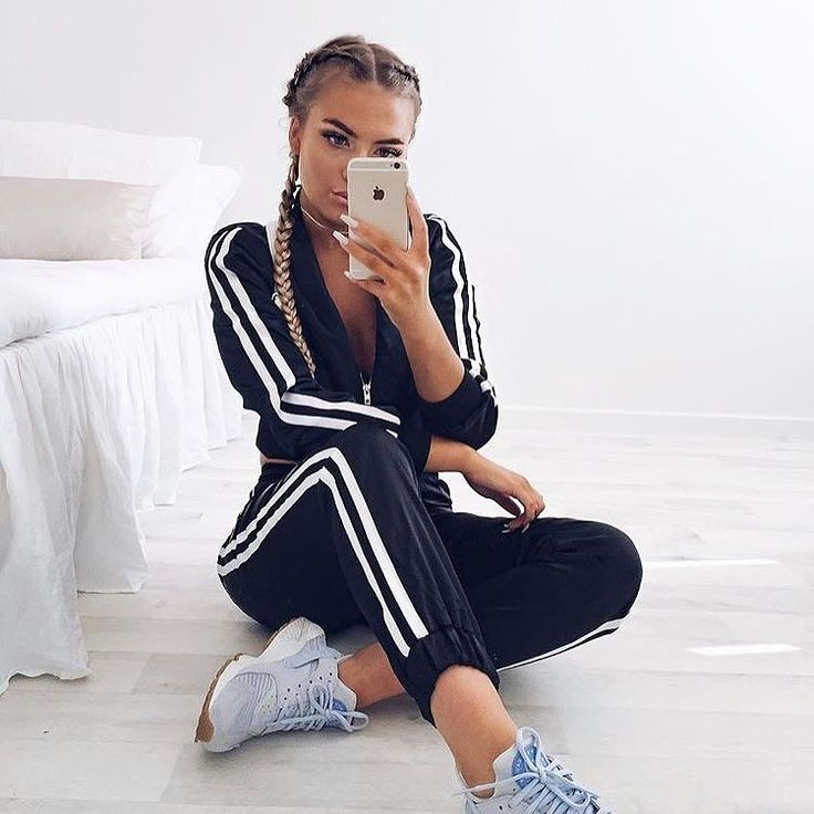 Today's inspo  Such a nice girl  Pic : @elinls  #hair #boxerbraids