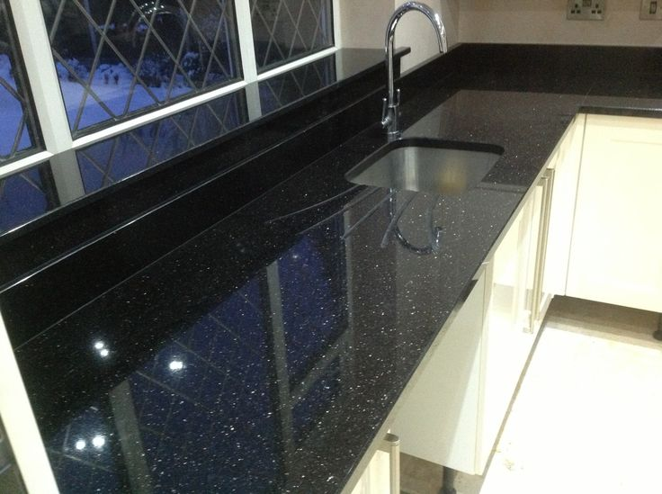 Star Galaxy #Granit #Arbeitsplatten Sind Ideal Für Eine Moderne Küche, Als  Sie Den