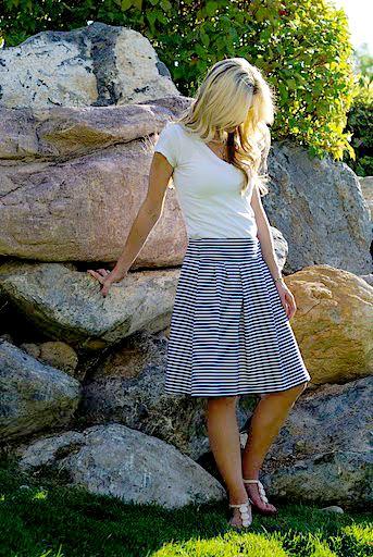 Elle Apparel: The Socialite Skirt