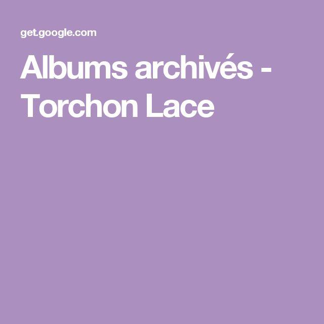 Albums archivés - Torchon Lace