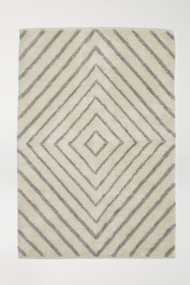 Jacquard-weave rya rug home stuff Pinterest Light beige and Lights