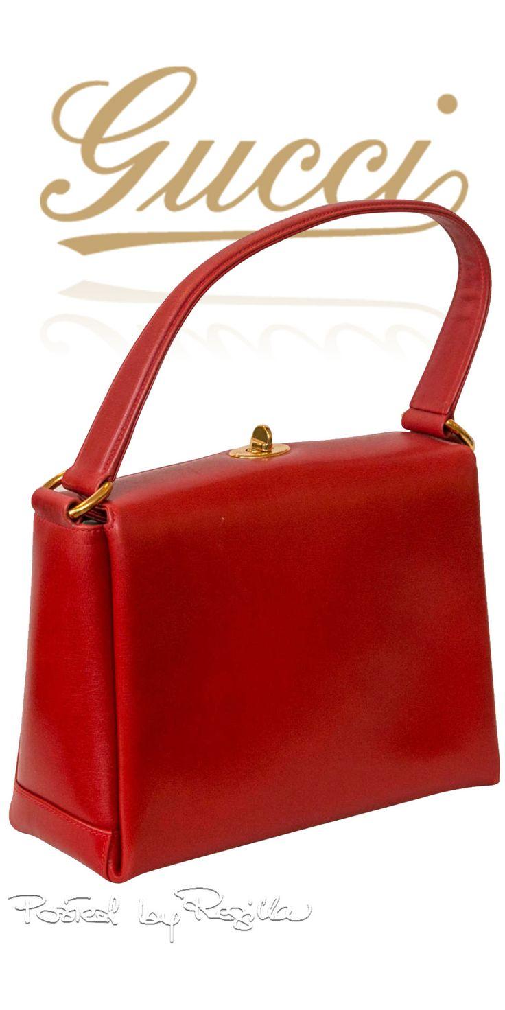 Regilla ⚜ vintage Gucci