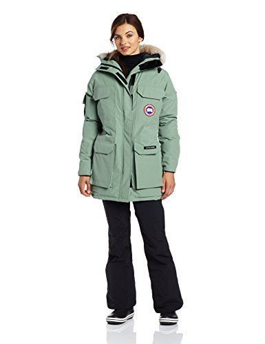 Canada Goose kensington parka outlet 2016 - CANADA GOOSE Womens Trillium Parka Jacket white #planetsports | My ...