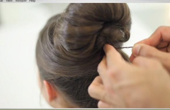 hair styles with buns 17 best ideas about hepburn hairstyles on 6284