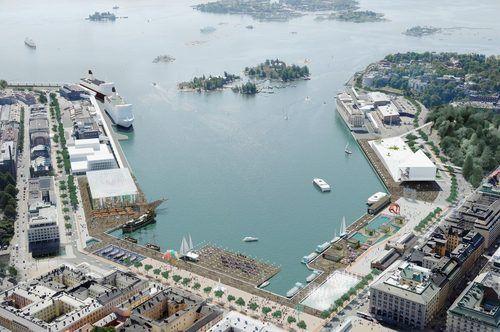 Maxwan — Helsinki South Harbour