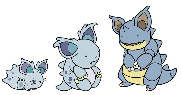 Image Gallery nidoqueen evolution