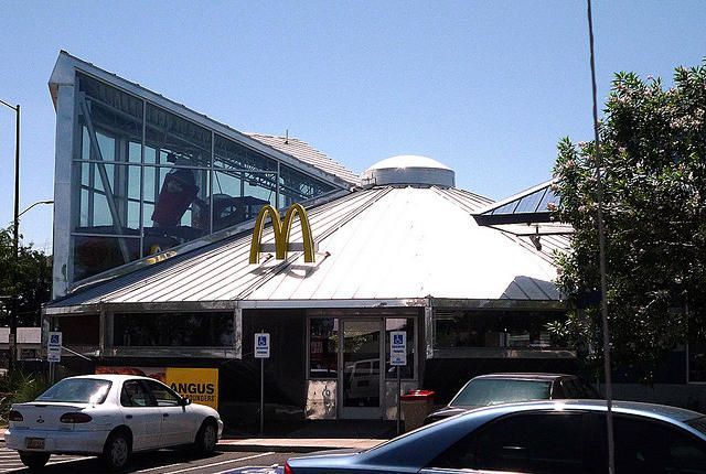 The 13 Most Unexpected McDonald's Locations Around The World