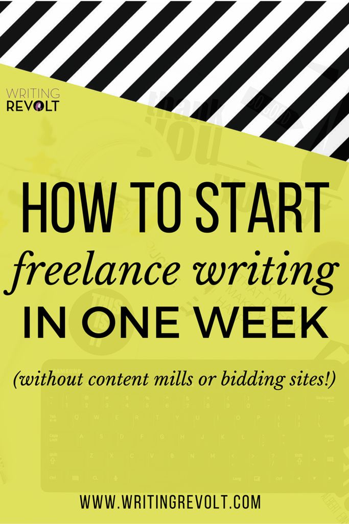 The New Freelance Writer's Quick-and-Simple Guide to Getting Started
