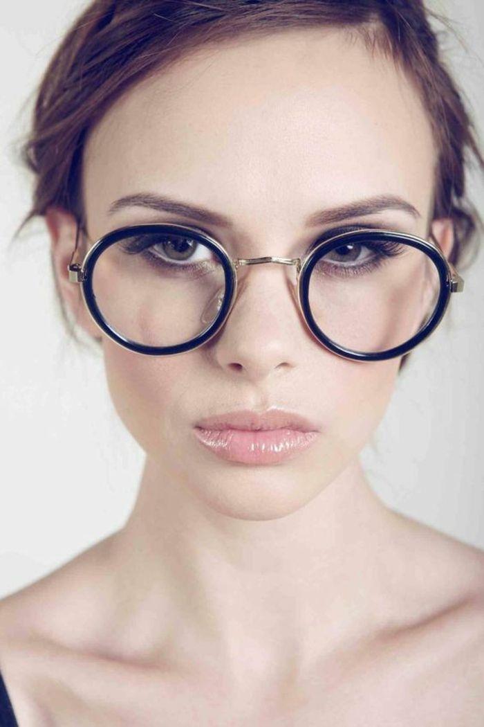 ▷ 1001 + Idées pour savoir comment choisir ses lunettes + les modèles selon  les types du visage   accessoires   Pinterest   Eyewear 1fe692a5a3fc