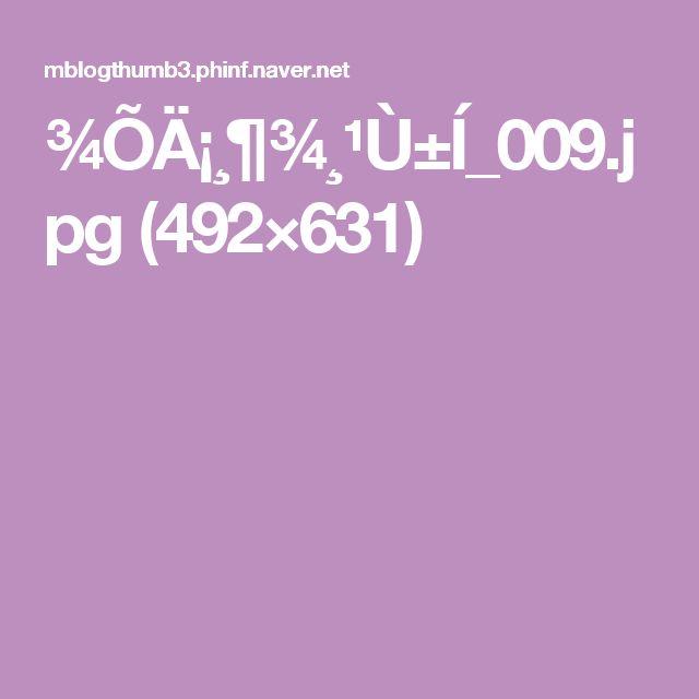 ¾ÕÄ¡¸¶¾¸¹Ù±Í_009.jpg (492×631)