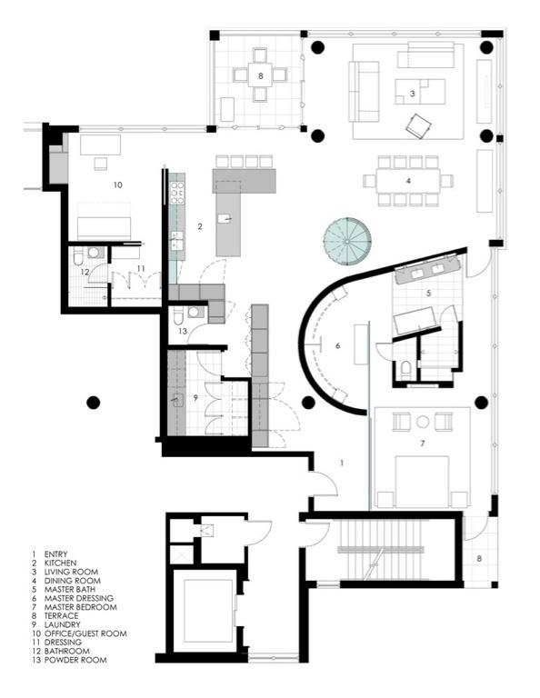 Les  Meilleures Images Du Tableau Floor PlansApartment  M