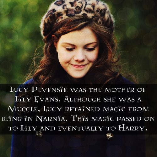 That would have been adorable, but unfortunately all of the Pevensie's died, save for Susan, in the last book :(