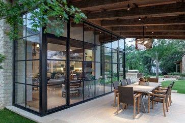 Looking to create very large window rooms. Durango Doors of Houston's Photos