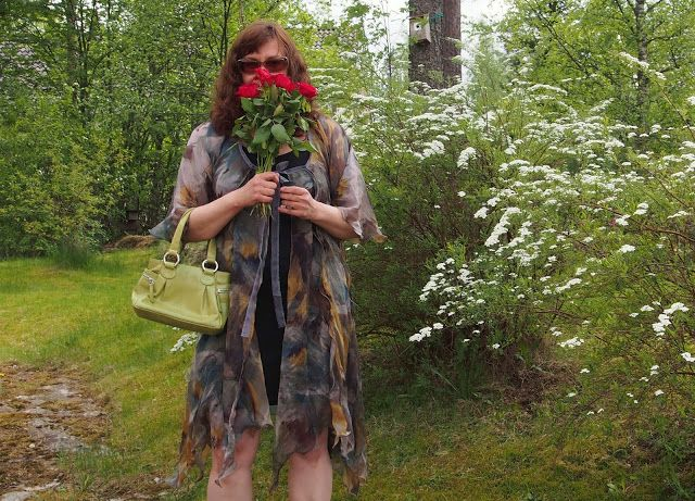 Vaateviidakko: Toukokuun haaste - Kevään kaunein asu