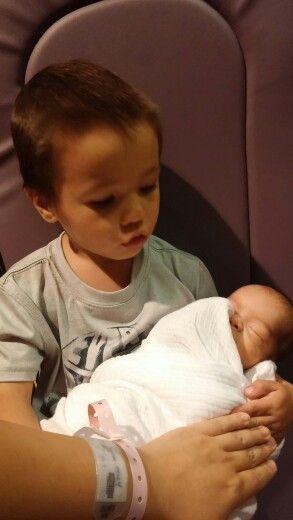 Matthew & Romeo Preemie buddies 33 weeks & 34 weeks