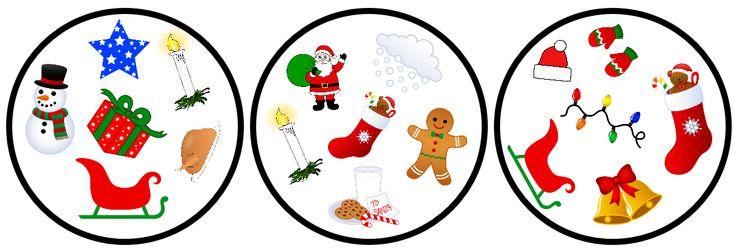 FUNGLISH: Christmas Dobble