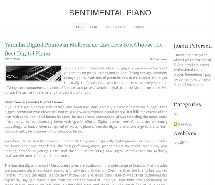 http://wesleyfox.weebly.com/blog/yamaha-digital-pianos-in-melbourne-that-lets-you-choose-the-best-digital-piano contac us Digital pianos from Yamaha are extremely appealing alternative when compared to acoustic pianos.