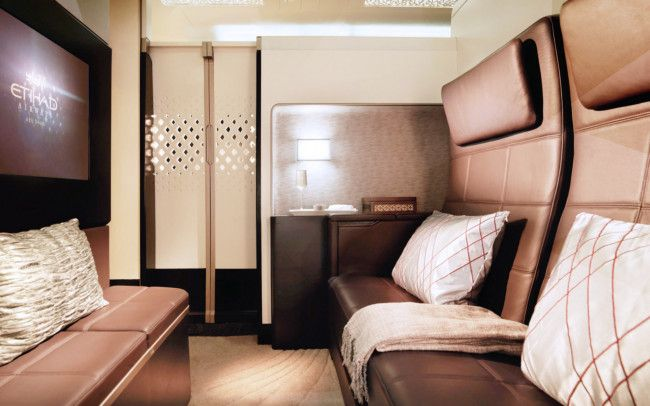 Look inside Etihad's new A380 and Boeing 787, the ultimate in luxury gallery - Vogue Living