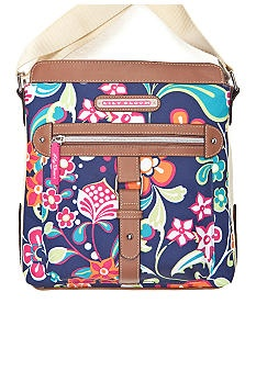 Lily Bloom Mid Size Crossbody Bag