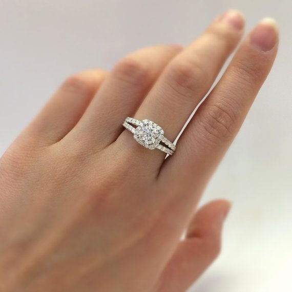1ct Diamond Bands: 1000+ Ideas About 1 Carat Engagement Rings On Pinterest