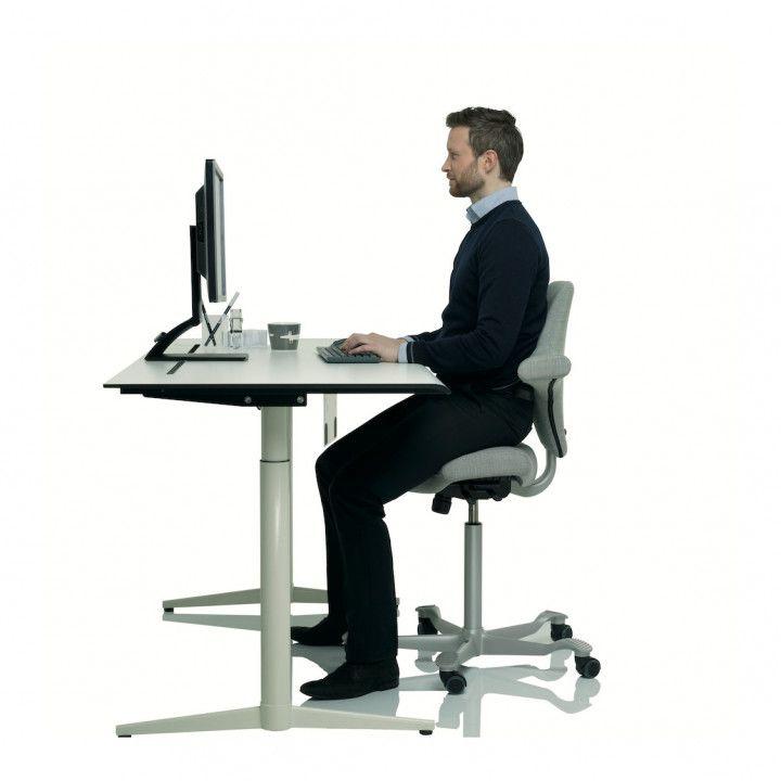 desk chair height extension best sit stand desk simple home rh pinterest com Student Chair Desk Height Desk Chair Table Height