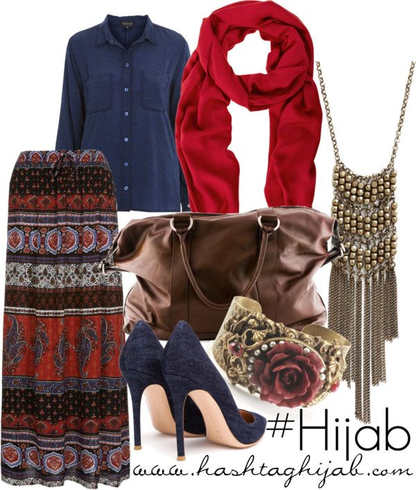 Hashtag Hijab Outfit #173