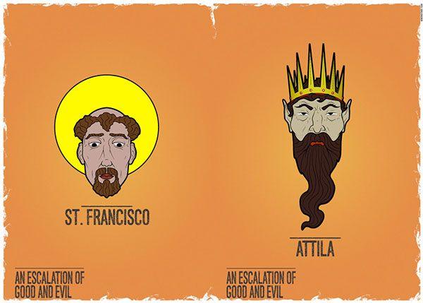 FT. FRANCISCO - ATTILA
