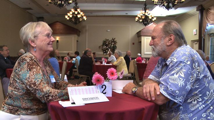 """Speed Dating For Seniors Who Aren't Interested In Slowing Down"" via NPR's ""All Things Considered"" (The Age of Love doc)"