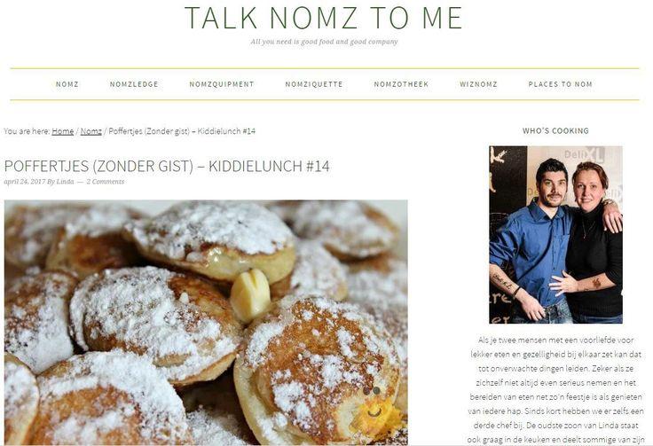 Linda van Talk Nomz to Me maakt budgetrecepten voor Meer geld, minder stress: Elke maand krijg je een budgetrecept dat maximaal € 3 kost (voor 4 personen).