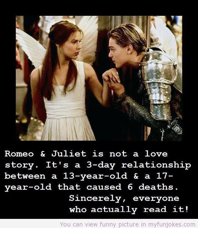 romeo and juliet lust quotes