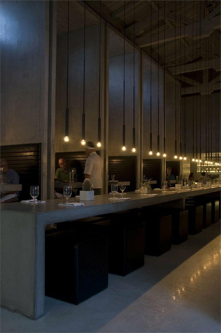 155 best Restaurants images on Pinterest | Architecture, Cafe bar ...