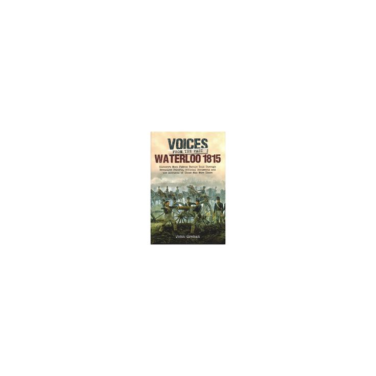 Waterloo 1815 (Hardcover) (John Grehan)