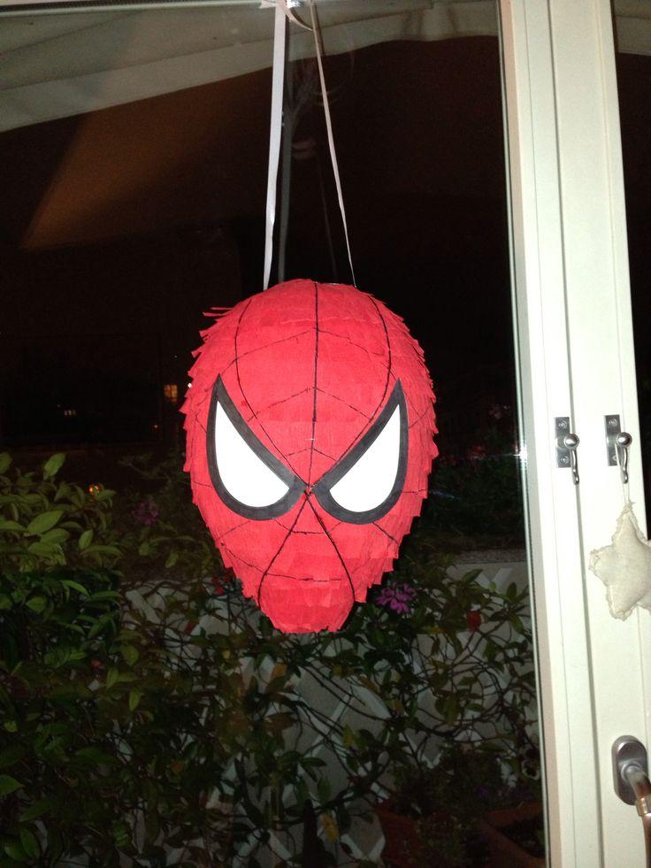 Spiderman pignatta