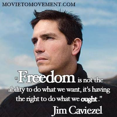 That's why freedom is a God-given right. He didn't make us puppets. He wants us to freely obey Him and no government should ever take away our freedom of choice to be governed by the way we believe God wants us to be.