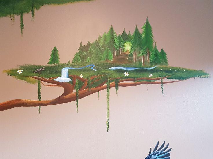 #mural#vaneheim#yggdrasil#norse#mythology