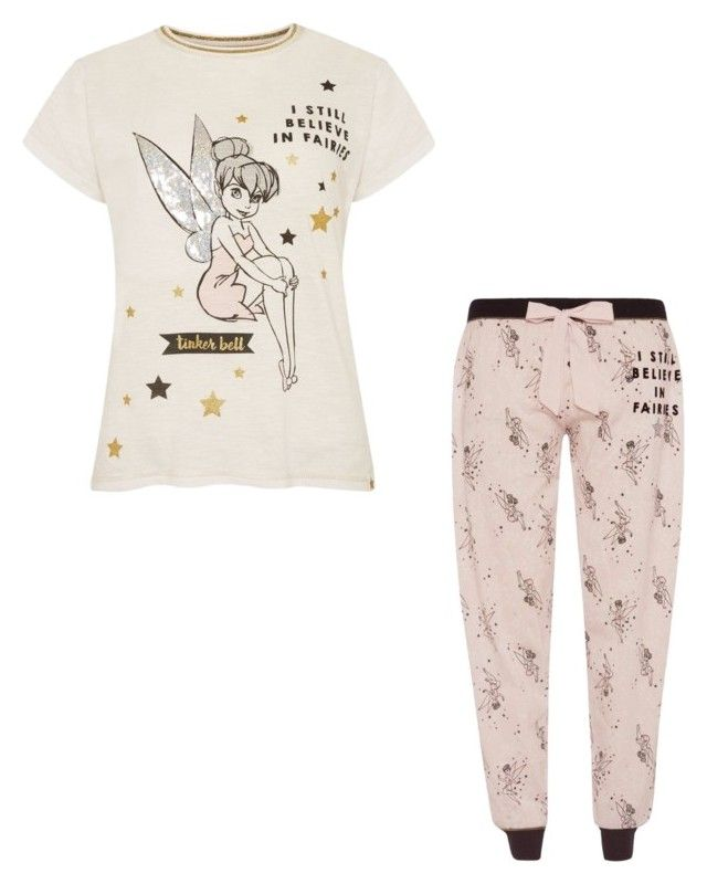 Tinkerbell by georgiana-maria-1 on Polyvore featuring polyvore, fashion, style and clothing