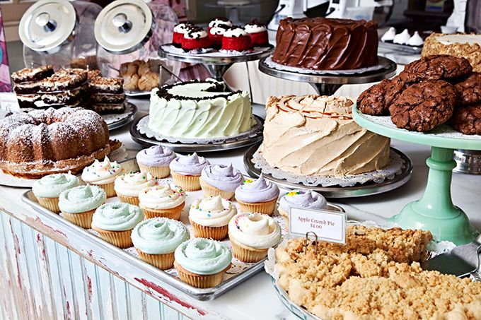 NYの有名カップケーキ「マグノリアベーカリー」日本上陸 - 表参道に1号店 | ニュース - ファッションプレス