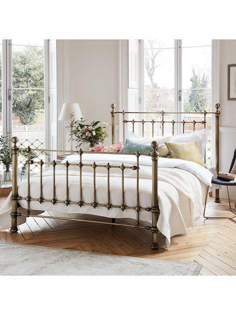 Best John Lewis Partners Banbury Bed Frame Super King Size 400 x 300