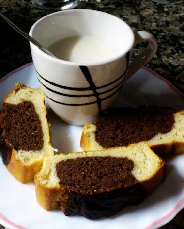 Bizcocho marmolado    Raciones: 2 raciones Tolerados: Maicena, Cacao Fase: Crucero  INGREDIENTES  - 3 cs de maicena - 2 cc colmadita de levadura - 1cs de cacao desgrasado 0% - 4 cs de leche desnatada en polvo - 1huevo + 2 claras - 2cs de leche desnatada liquida - edulcorante a gusto - aroma de mantequilla   Raciones: 2 ...