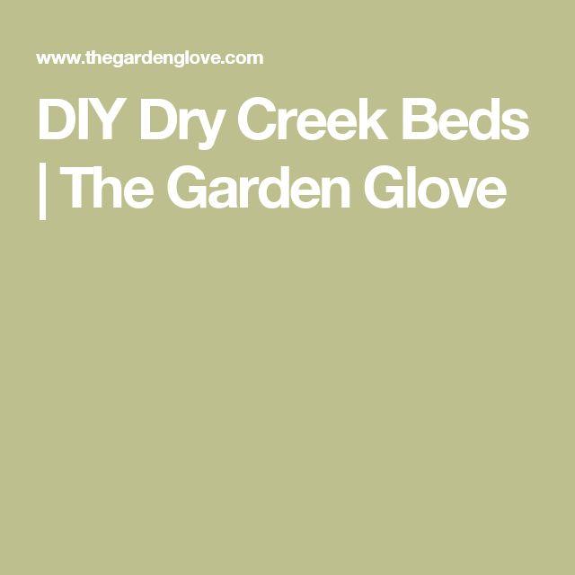 DIY Dry Creek Beds | The Garden Glove