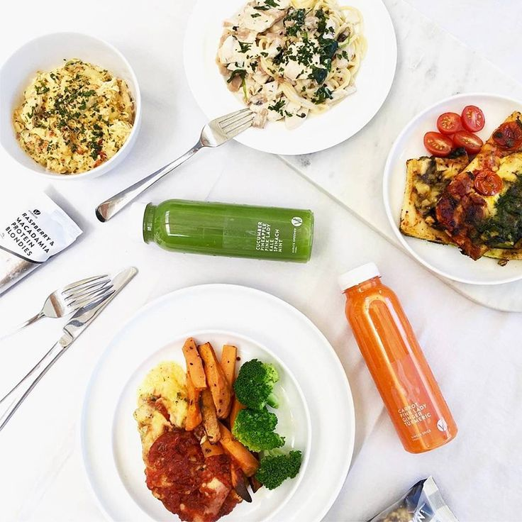 Dinner spread goals! | #Youfoodz #PlateUp #Meal