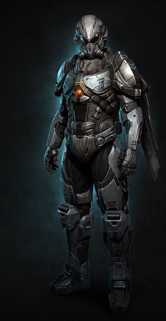 1000+ ideas about Sci Fi Armor on Pinterest | Sci Fi ...
