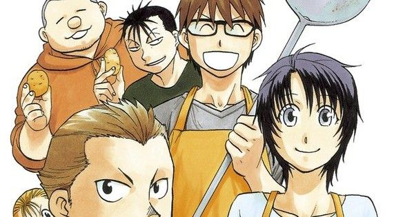 Hiromu Arakawa's Silver Spoon Manga Returns on July 5  http://www.animenewsnetwork.com/news/2017-06-23/hiromu-arakawa-silver-spoon-manga-returns-on-july-5/.117900